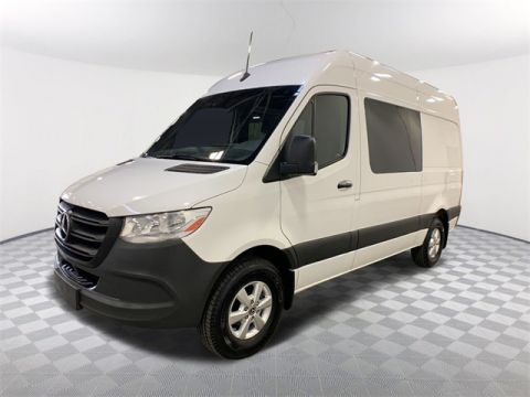 Pre-Owned 2019 Mercedes-Benz Sprinter 2500